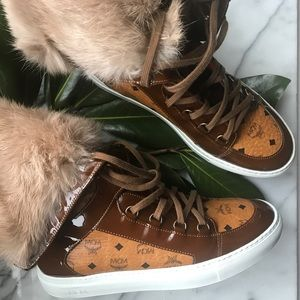 Brand New MCM sneakers size 40.